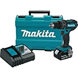 Makita XPH102 18V LXT Lithium-Ion Cordless 1/2' Hammer Driver-Drill Kit (3.0Ah) (Discontinued by Manufacturer)