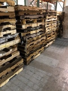 100 Wood Pallets to Give in Haverhill, MA, USA • 1001 Pallets