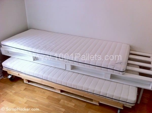 Trend Diy Pallet Sofa u Bunk Bed Pallet Sofas u Couches