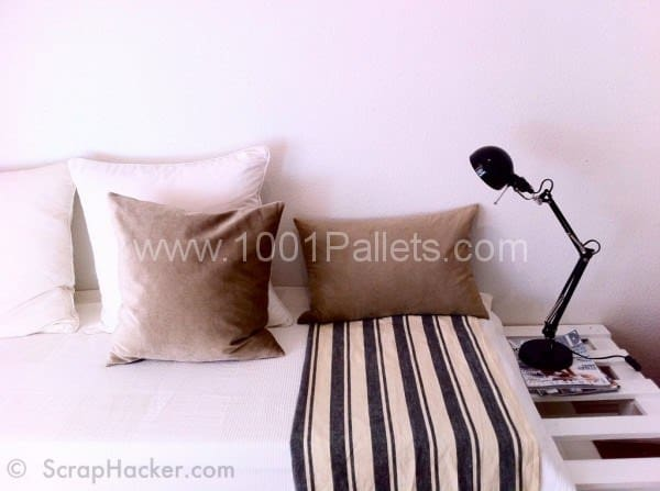 Diy: Pallet Sofa & Bunk Bed Pallet Sofas