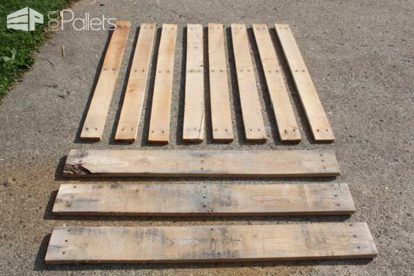 Learn How to Easily Disassemble A Pallet Pallet Home Accessories