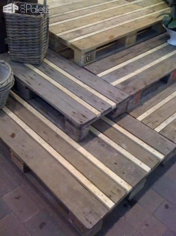 Pallet Flooring Pallet Floors & Decks