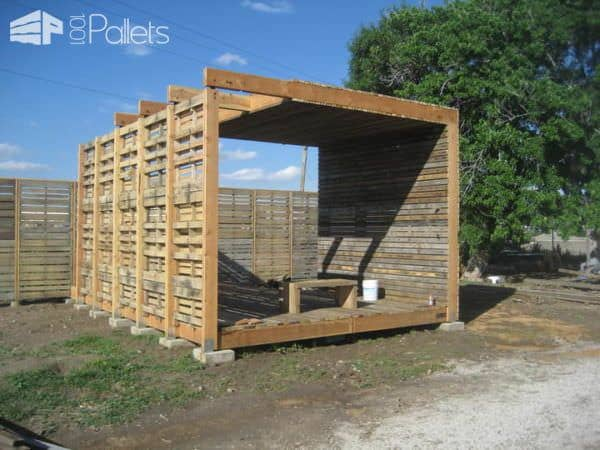 Pallet Learning Cube Uc Denver Design Build 2010 Pallet Sheds, Cabins, Huts & Playhouses