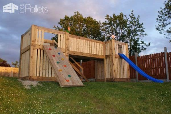 Pallets Playhouse Fun Pallet Crafts for Kids Pallet Sheds, Pallet Cabins, Pallet Huts & Pallet Playhouses