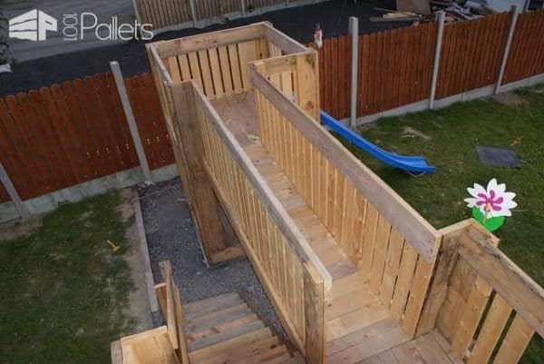 Pallets Playhouse Fun Pallet Crafts for KidsPallet Sheds, Pallet Cabins, Pallet Huts & Pallet Playhouses