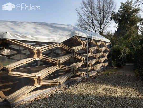 Recycled Pallet Pavilion Pallet Sheds, Pallet Cabins, Pallet Huts & Pallet Playhouses