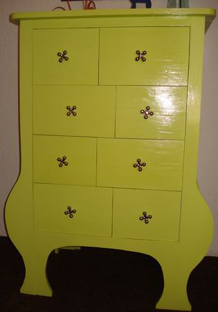 Pallet Chest of Drawers Pallet Cabinets & Pallet Wardrobes