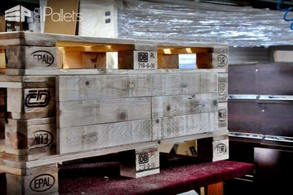 Pallets Commode Pallet Cabinets & Wardrobes