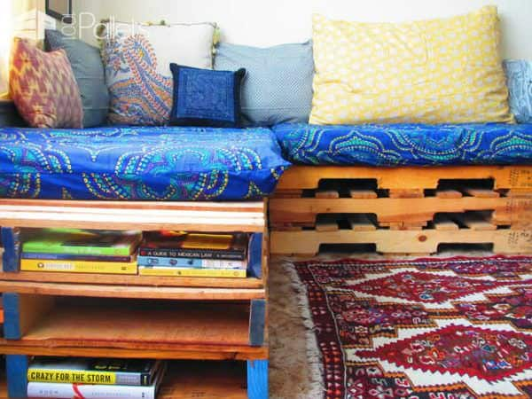 Diy: Upcycle a Pallet into a Couch Pallet Sofas