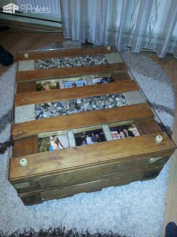 Original Pallet Coffee Table Pallet Coffee Tables