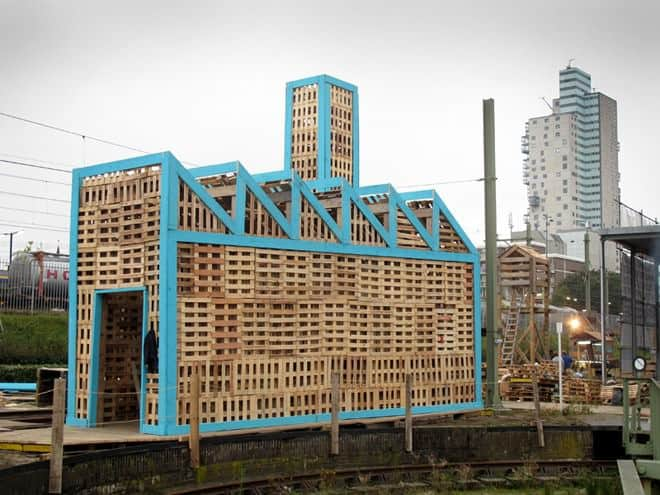 Pallet Factory Pallet Sheds, Pallet Cabins, Pallet Huts & Pallet Playhouses