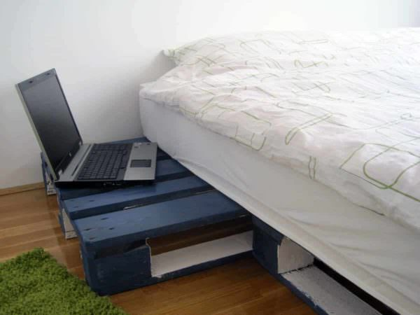Simple Geeksters Pallet Bed Idea DIY Pallet Bed Headboard & Frame