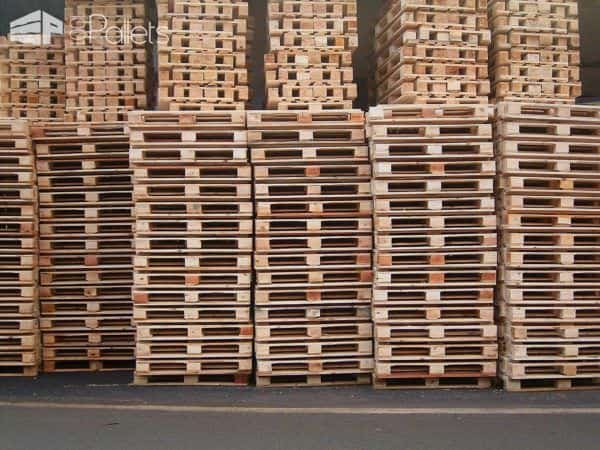Where To Find Pallets For Free Or For Sale In Your Area
