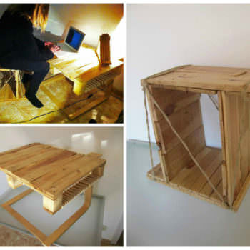 The Primitif Project: Pallets Recycling