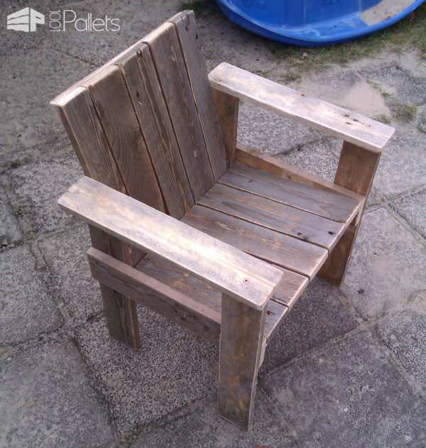 Little Child Pallet Chair Pallet Benches, Pallet Chairs & Pallet Stools