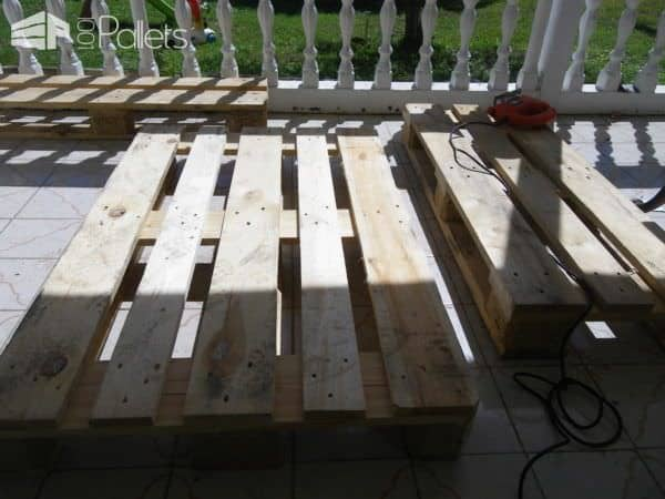 Pallet Tv Stand Pallet TV Stands & Racks