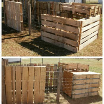 Pallets Chicken Coop
