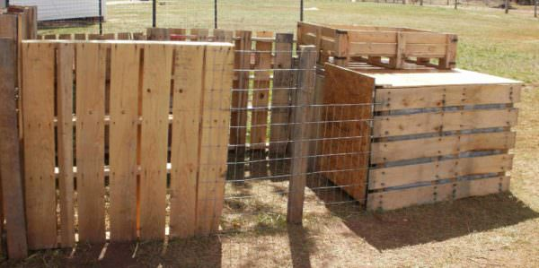 Pallets Chicken Coop Animal Houses & Supplies