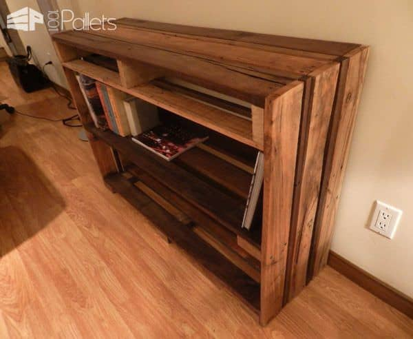 Pallets Console Pallet Cabinets & Pallet Wardrobes