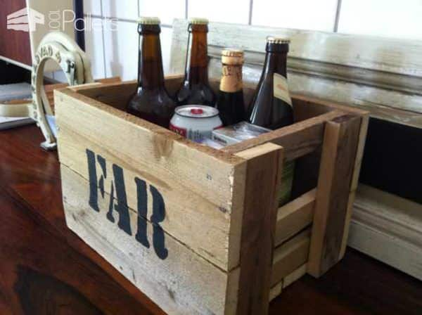 Wooden Boxes Made Of Pallet Wood Pallet Boxes & Pallet Chests