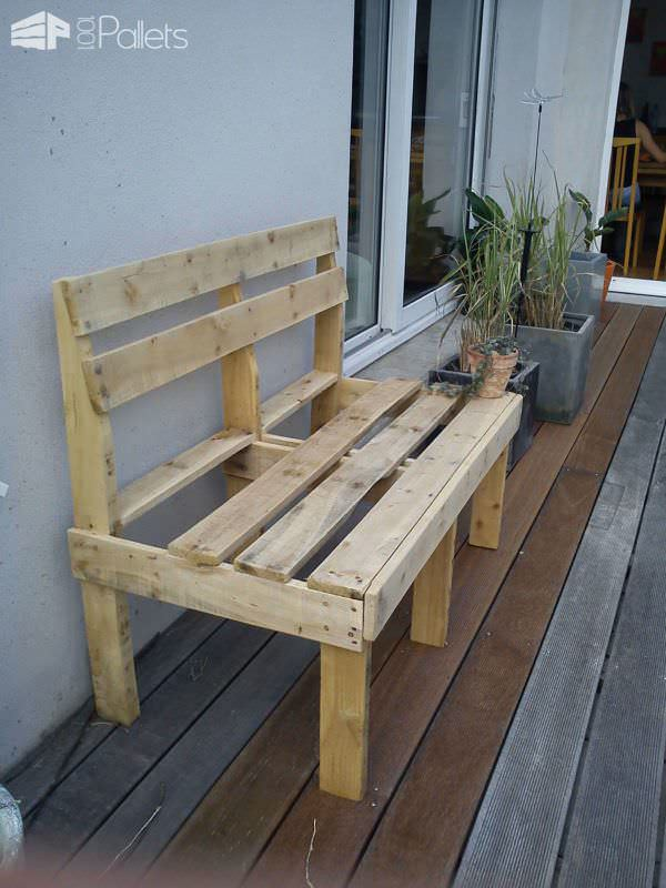 Design Pallet Garden Seats Lounges & Garden Sets Pallet Benches, Pallet Chairs & Pallet Stools
