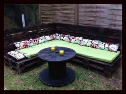 Pallet Sofas Page 8 Of 10 Diy Wood Pallet Projects Ideas 1001 Pallets