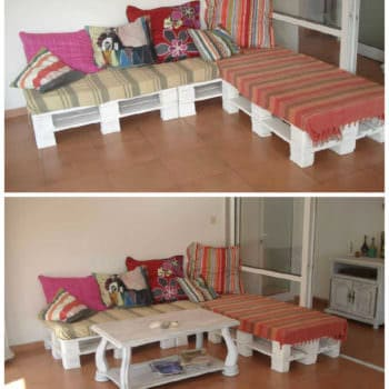 Just Another Upcycled Pallet Sofa
