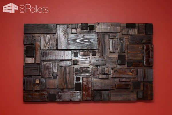 Pallet Artwork Pallet Wall Decor & Pallet Painting