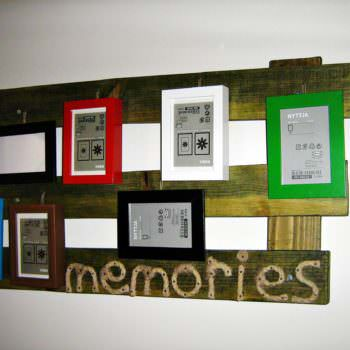 Pallet Board For Picture Frames