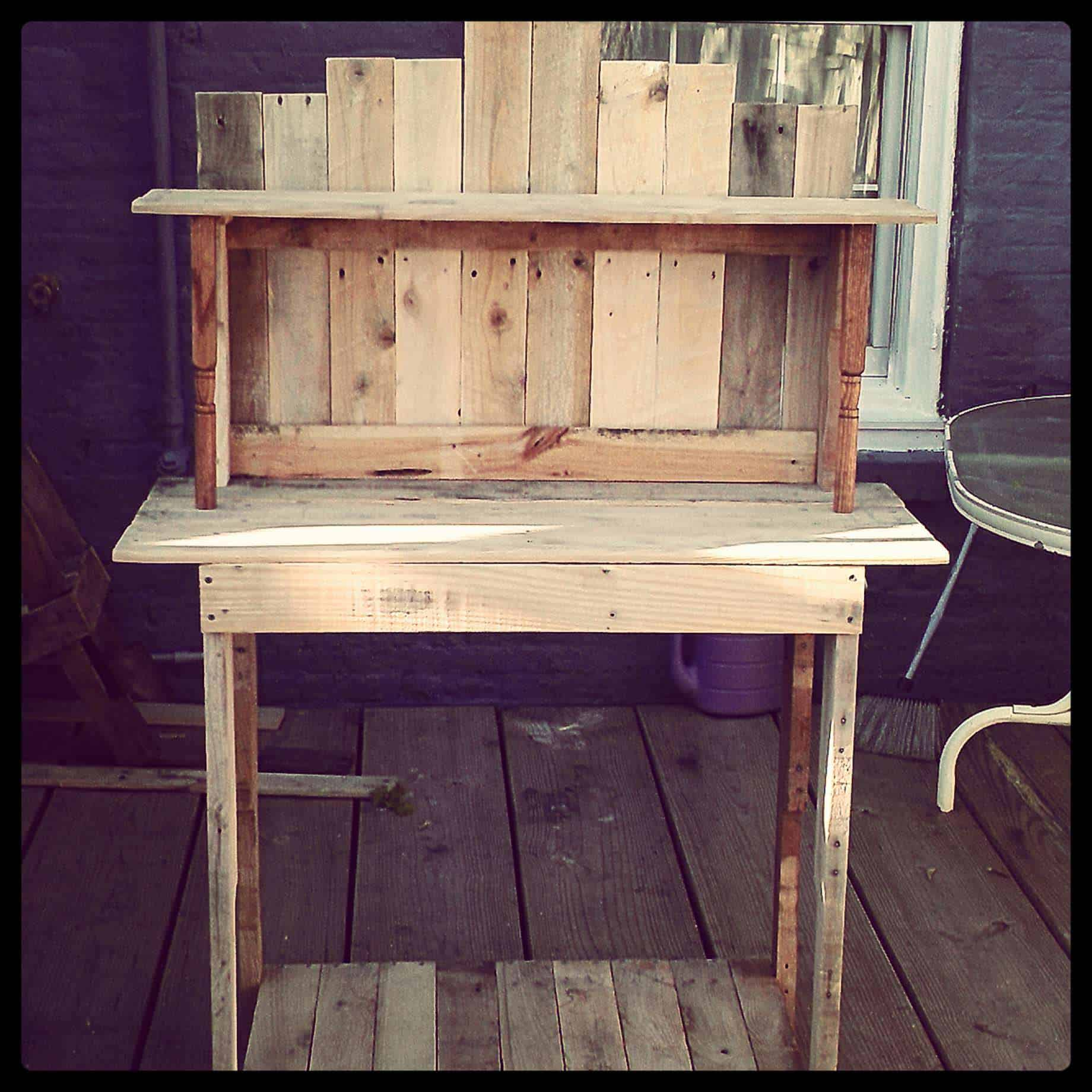 Elegant How to Build Furniture From Pallets