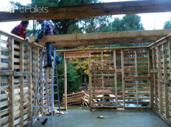 Pallet House Pallet Sheds, Pallet Cabins, Pallet Huts & Pallet Playhouses
