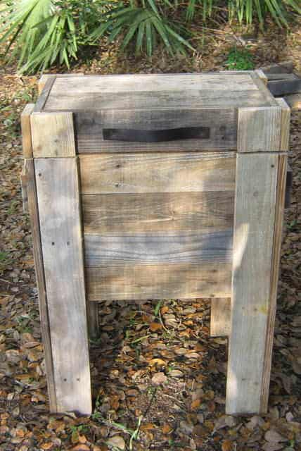 Pallet Wood Cooler Pallet Boxes & Pallet Chests