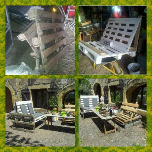 pico 1367410784010 600x600 The use of pallets for garden creations ! in pallet garden  with Pallets Garden Armchair