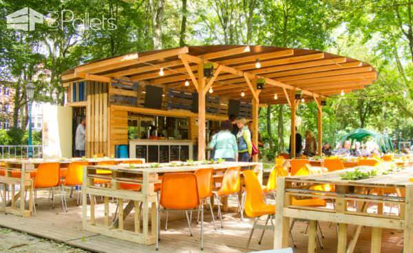Pallet Bar From Happy Tree House DIY Pallet Bars