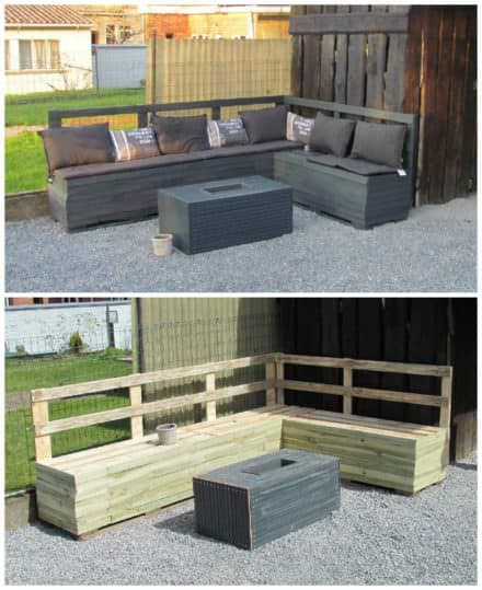 Pallet Sofas Page 8 Of 9 Diy Wood Pallet Projects