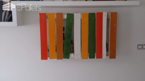 Pallets Mini Bar DIY Pallet BarsPallet Shelves & Pallet Coat Hangers
