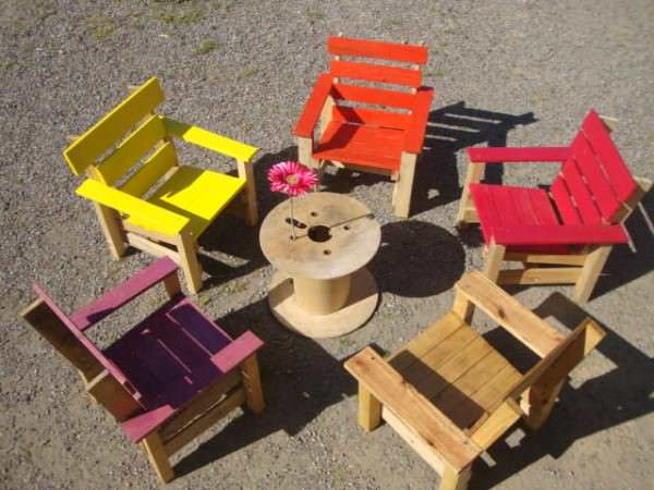 DSC05749 600x450 kids armchairs project with pallets in pallet kids projects  with Garden pallets children Armchair