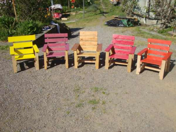 DSC05750 600x450 kids armchairs project with pallets in pallet kids projects  with Garden pallets children Armchair