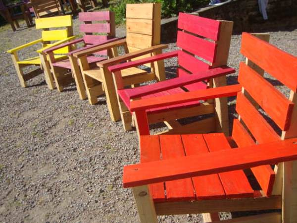 DSC05751 600x450 kids armchairs project with pallets in pallet kids projects  with Garden pallets children Armchair