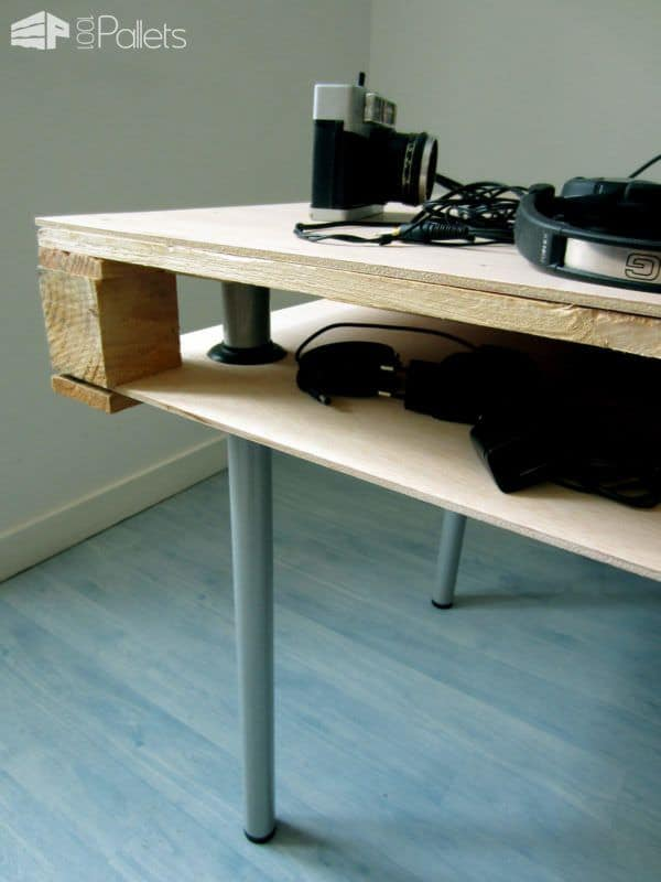Design Pallet Desk Pallet Desks & Pallet Tables