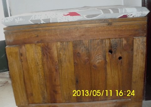 Diy Pallet Trunk Pallet Boxes & Chests