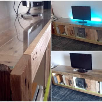 Ikea Hacking With Pallets: Expedit