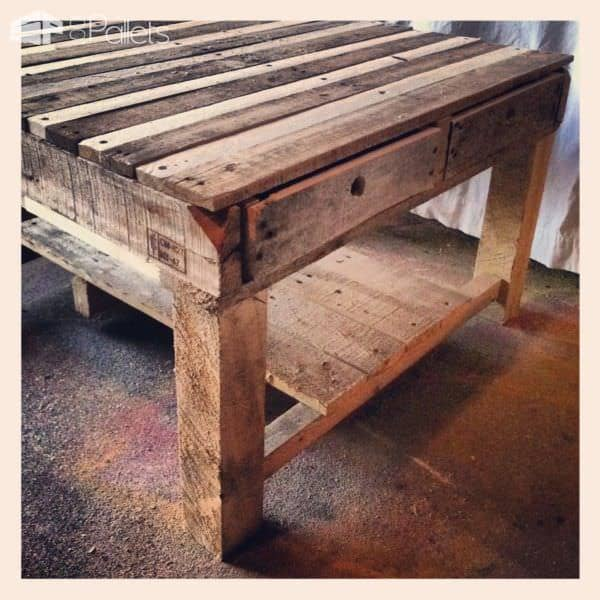 Pallet Coffee Table Pallet Coffee Tables