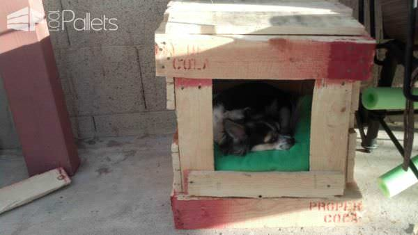 Pallet Dog House Animal Pallet Houses & Pallet Supplies