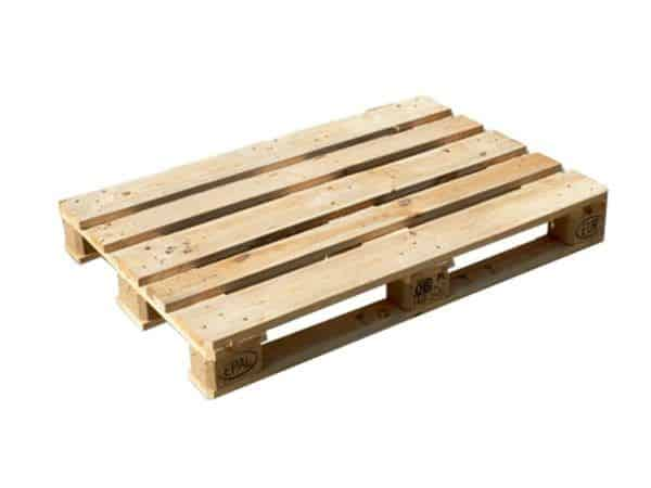 Assez How big is a wooden pallet? International Standard Sizes & Dimensions QH64