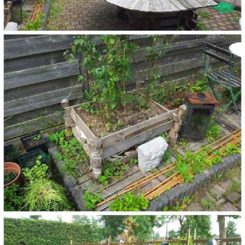 Garden Art With Recycled Pallets