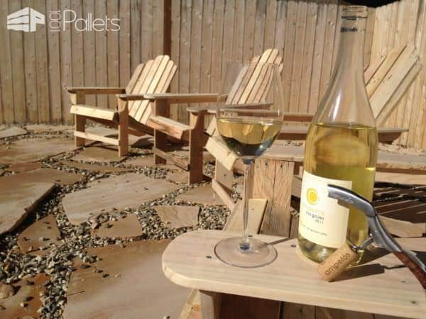 Pallet Adirondack Chairs Pallet Benches, Pallet Chairs & Pallet Stools