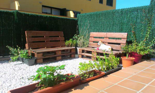Backyard Pallets Benches Pallet Benches, Pallet Chairs & Stools