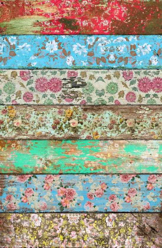 How to Transfer Vintage Wallpaper, Pictures and Almost Anything on Wood Pallet Wall Decor & Pallet PaintingWorkshop and tools