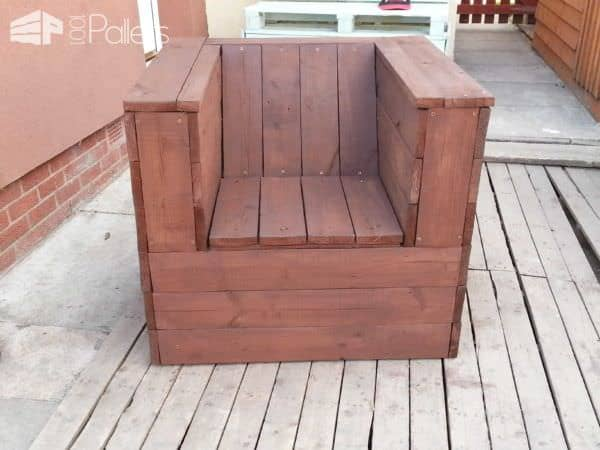Pallet Chillout Zone Lounges & Garden Sets
